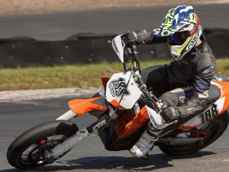Everything Supermoto United Kingdom Supporting Young Talent