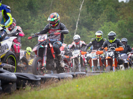 ACU British Supermoto Championship is all Set To Get Round One Underway April 24th - 25th
