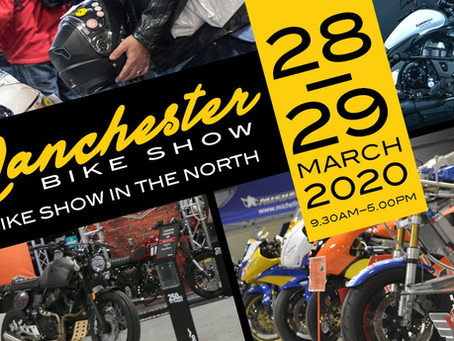 Supermoto UK Starts It's Season of Promotional Events with The Manchester Bike Show