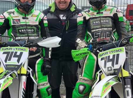 SMD Racing Team Announce Rider Line Up for 2020 British Supermoto Championship