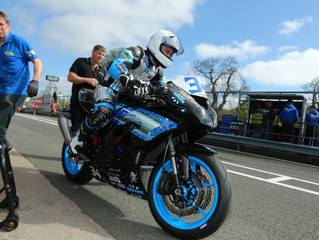 Dan in the points again at Oulton Park
