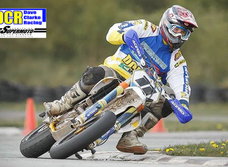 Jordan Bannon Joins Dave Clarke Racing / Supermoto UK Race Team for 2020