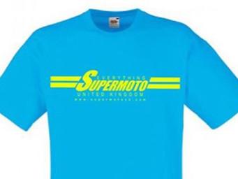 The Azure Blue tshirt £12 plus £1.50 post