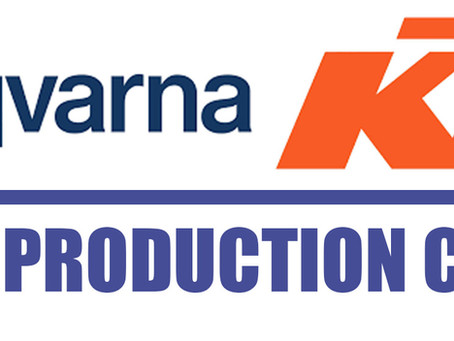 The 2020 Husqvarna 701 and KTM 690 Production Cup is Launched