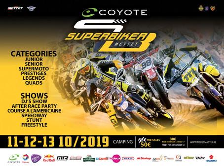 Brits Descend on Mettet Superbiker + Live Feed News