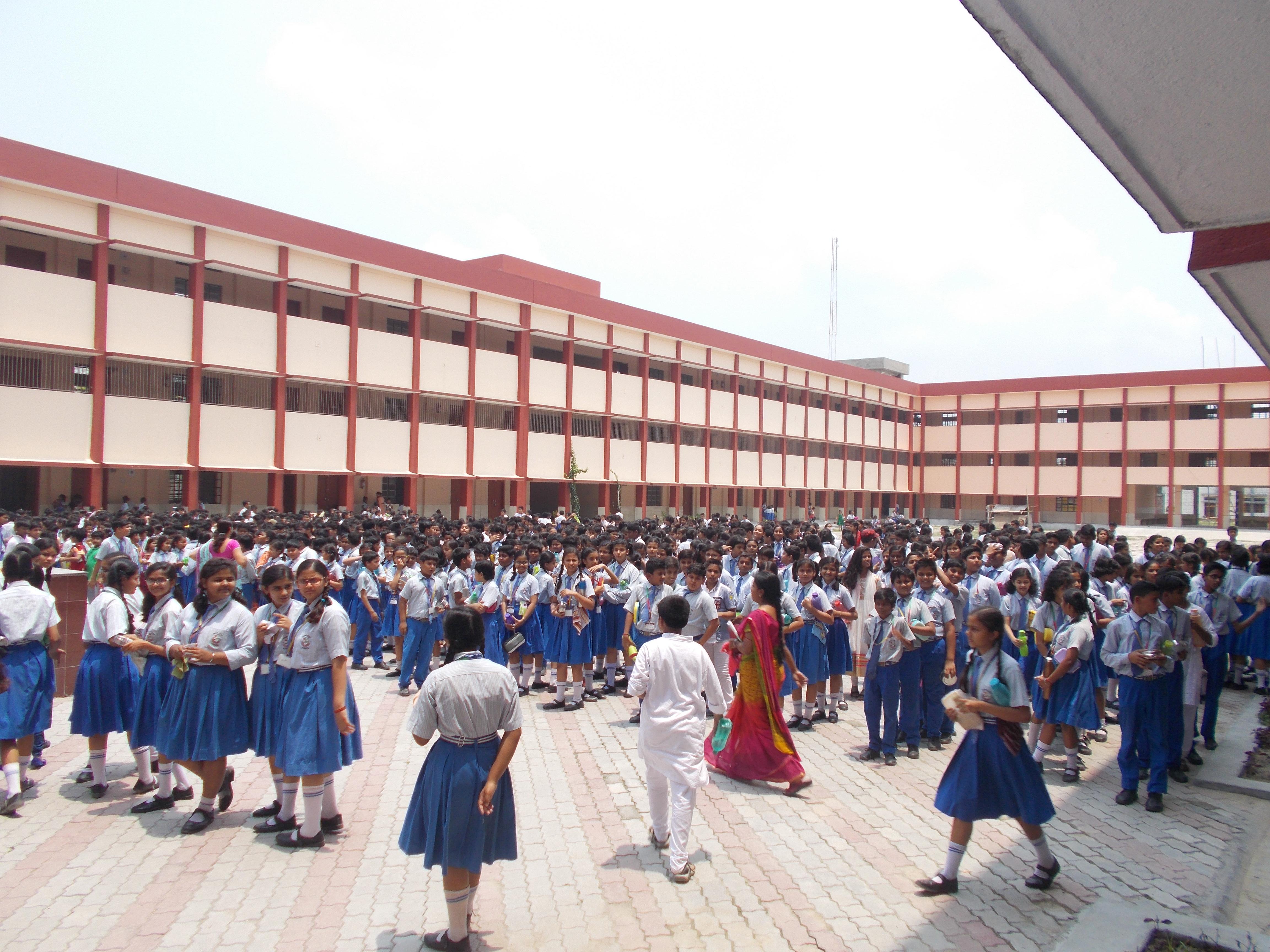 Home | URSULINE CONVENT English Medium School