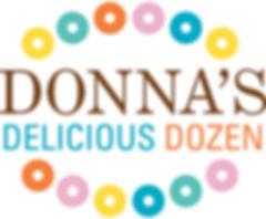 Donna's Delicious Dozen Logo