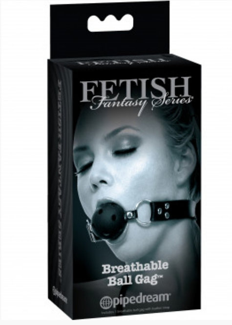 Fetish Fantasy Series Limited Edition Breathable Ball Gag