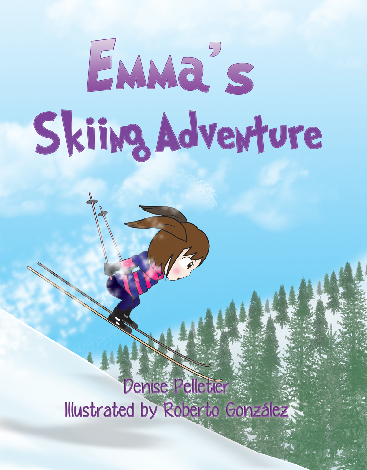 Emma's Skiing Adventure