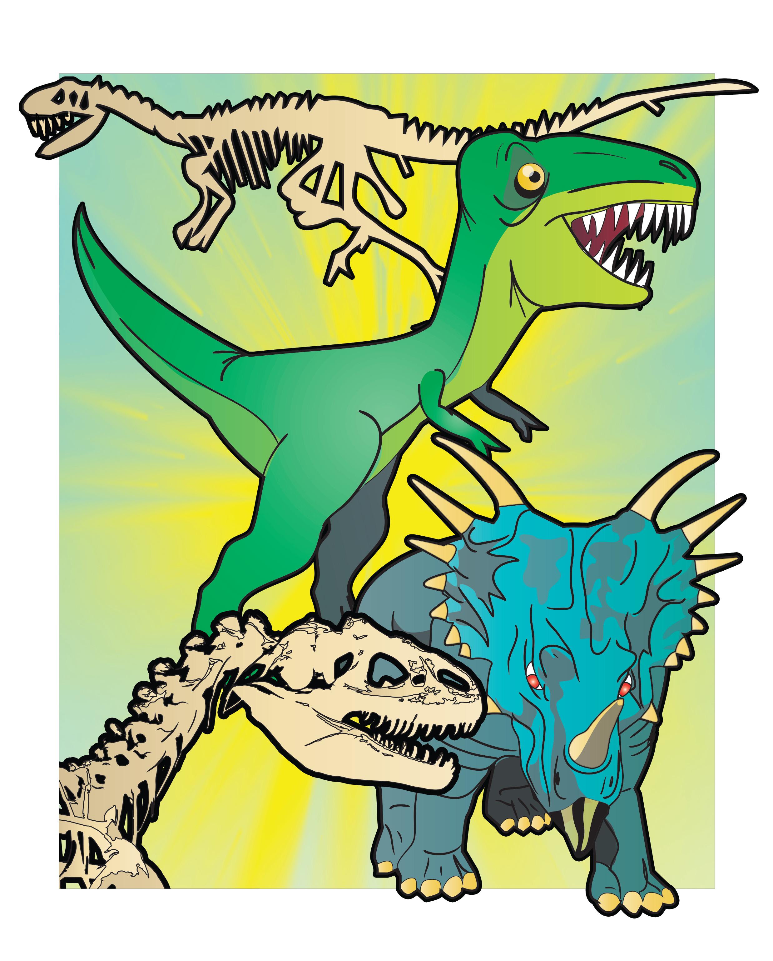 P14Dinosaur