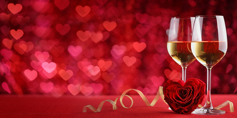 Valentine's Day 4 Course Dinner Special