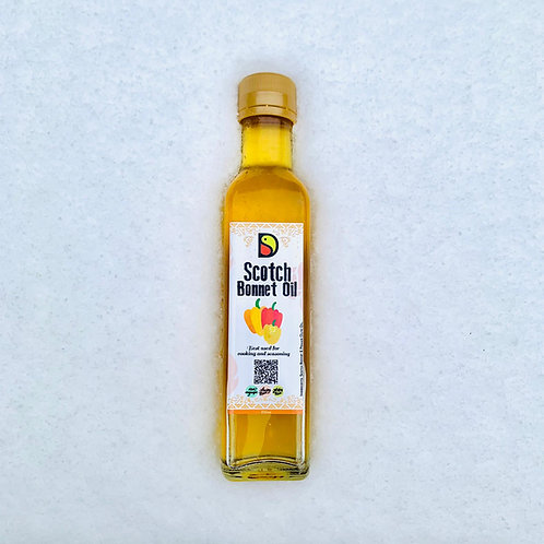 Scotch Bonnet Oil