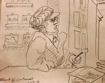 Patti's Sketch 1