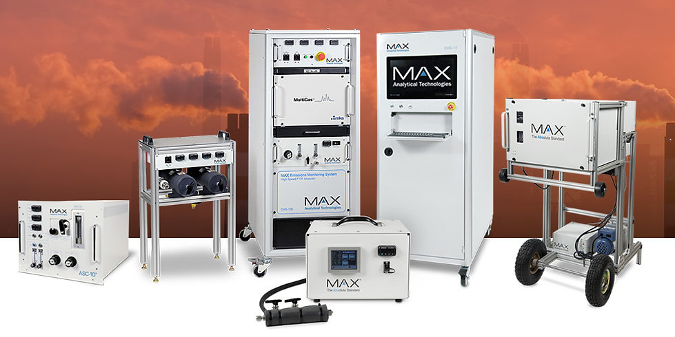 MAX Analytical Technologies has been deploying FTIR gas analyzer technologies for stationary source emissions testing since 1992.