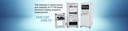 EMS-10 FTIR based emission testing