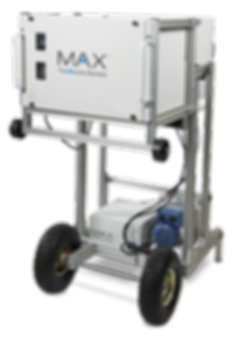 MAX™ is an innovative analyzer that measures complex samples by combining the separation power of chromatography with the quantification power of absorption spectroscopy.