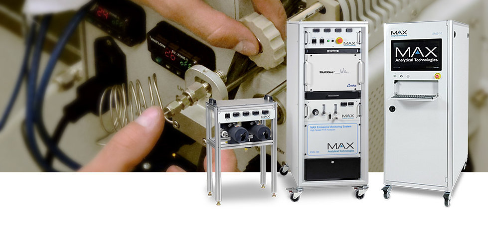 MAX Analytical is now deploying MAX™ a patented new concept in GC-FTIR for BioGas / Petroleum / Laboratory and other applications.