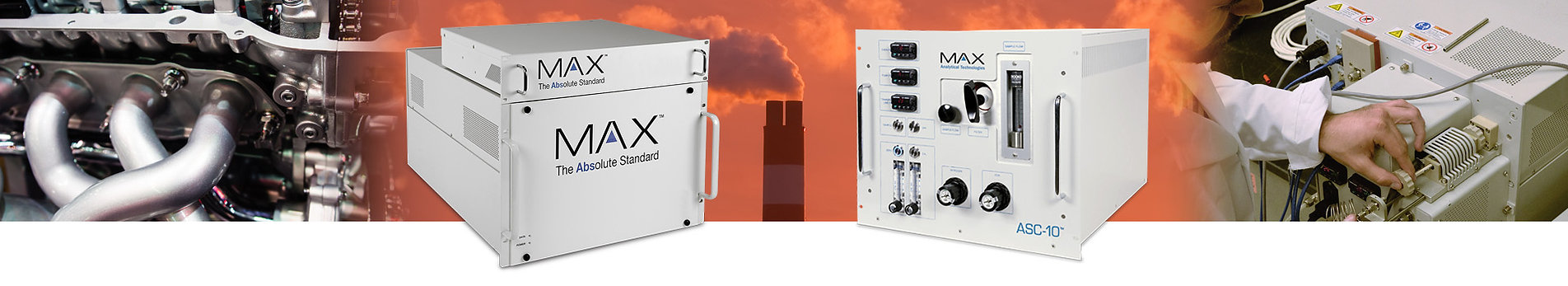 About MAX Analytical Technologies -- Leaders in GC-FTIR and FTIR gas analytical technologies