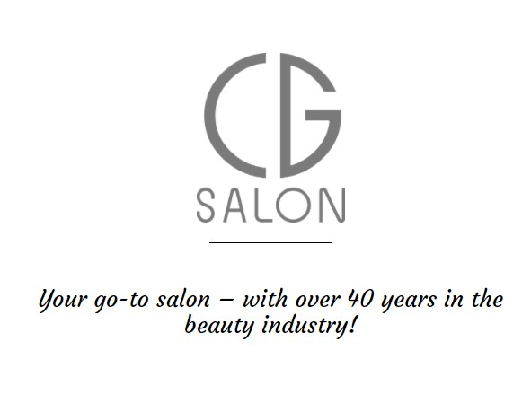 cg salon logo