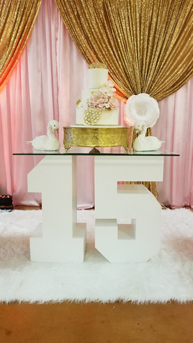 15 Table