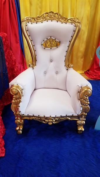 Child Throne Chair