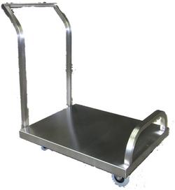 Bespoke Stainless Steel Trolley