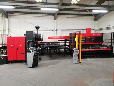 DB Sheetmetals Introduce New CNC Machine