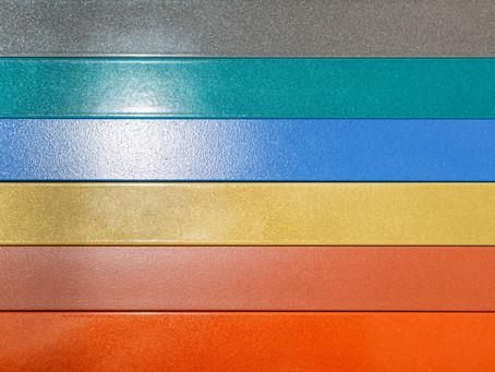 A Dash of Colour: Powder Coating