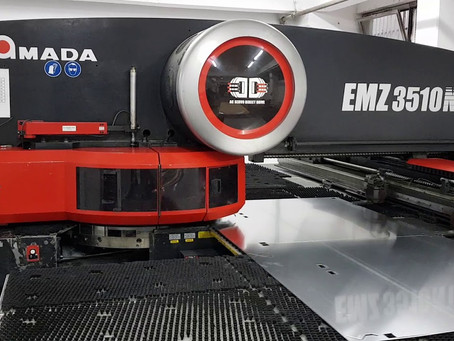 Machine Feature: Amada EM3510NT