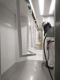 powder coating service
