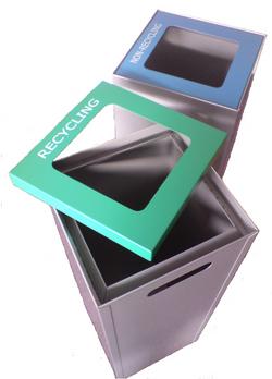 Bespoke Designed Waste Bins