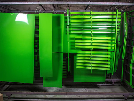 DB Sheetmetals Has Gone Green!