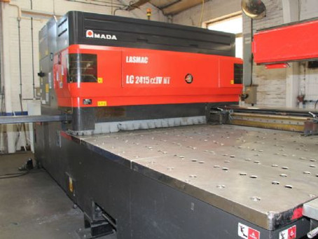 Machine Feature: Amada LC-2415 Alpha IV
