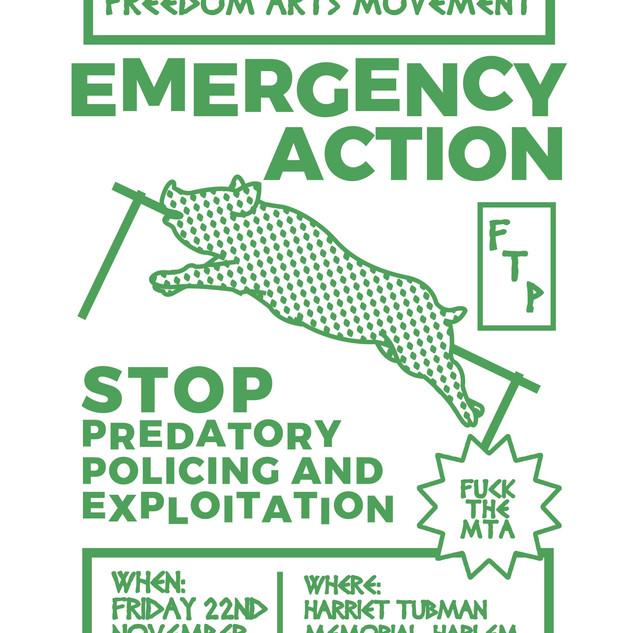 FTP Emergancy Action