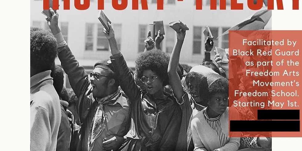 Introduction to Revolutionary History and Theory by Black Red Guard