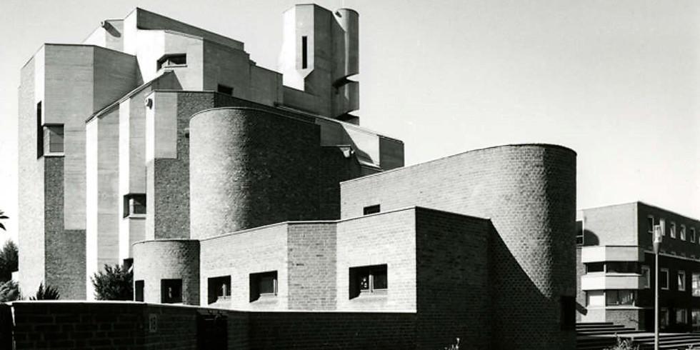 100. Geburtstag Architekt Gottfried Böhm - Christi Auferstehung