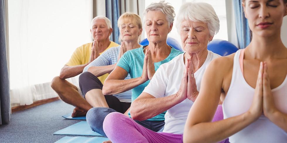 Anti-Aging - Yoga macht's möglich
