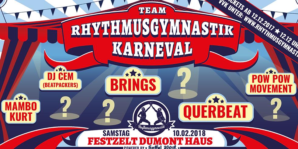 Team Rhythmusgymnastik Karneval