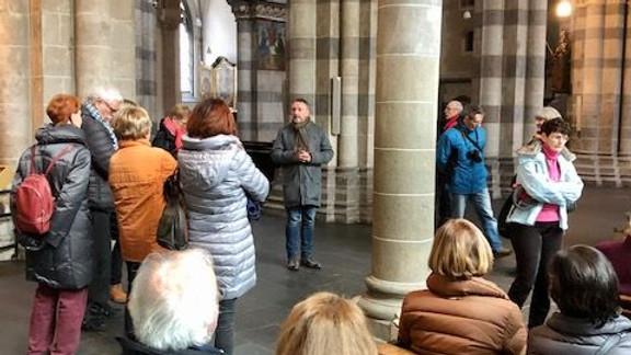 Romanik in Köln – St. Andreas im Wandel der Zeit