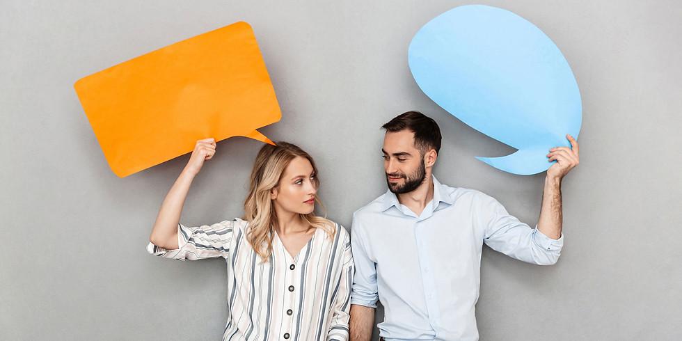 Ich bin nicht Du - was es braucht, damit Kommunikation gelingt und Beziehungen aufblühen!