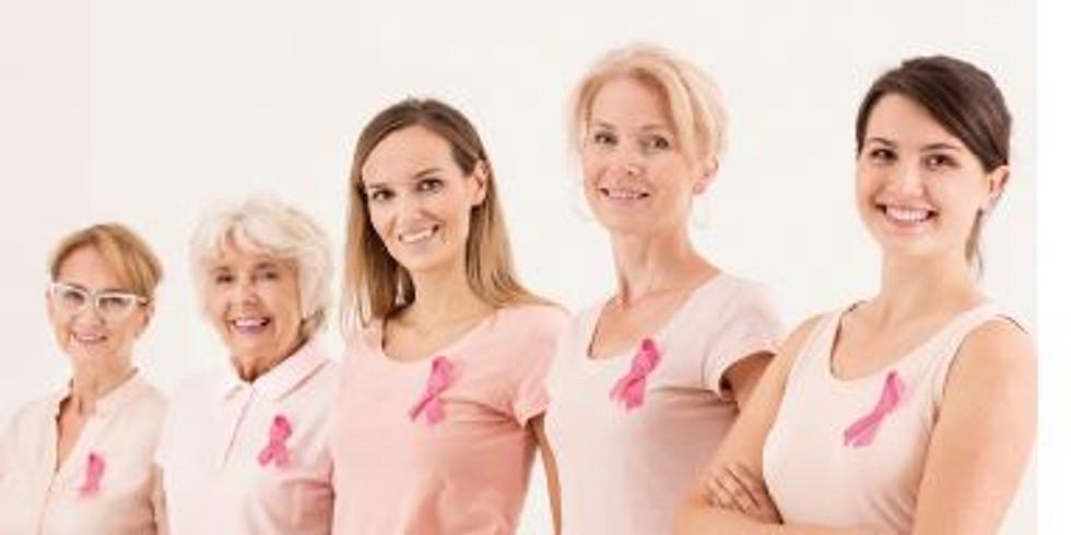 Cellitinnen: Brustkrebs früh erkennen und behandeln