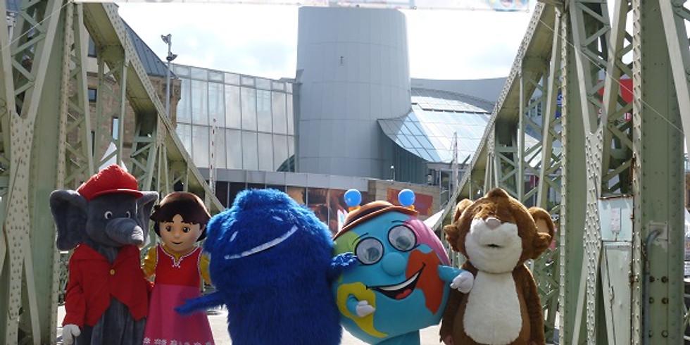 3. DUDA Kinderfest am Schokoladenmuseum