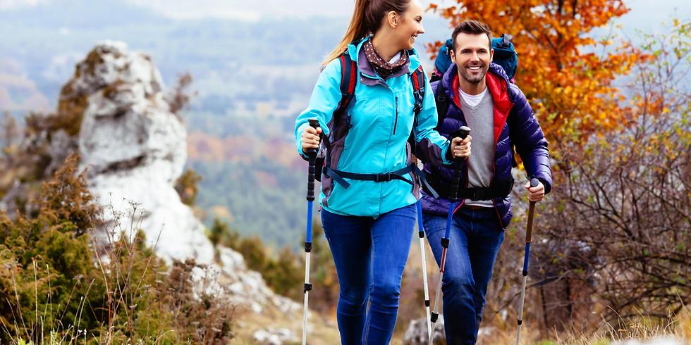 Trendsport | Wander-Fitness-Event mit Ben (NAO PT)