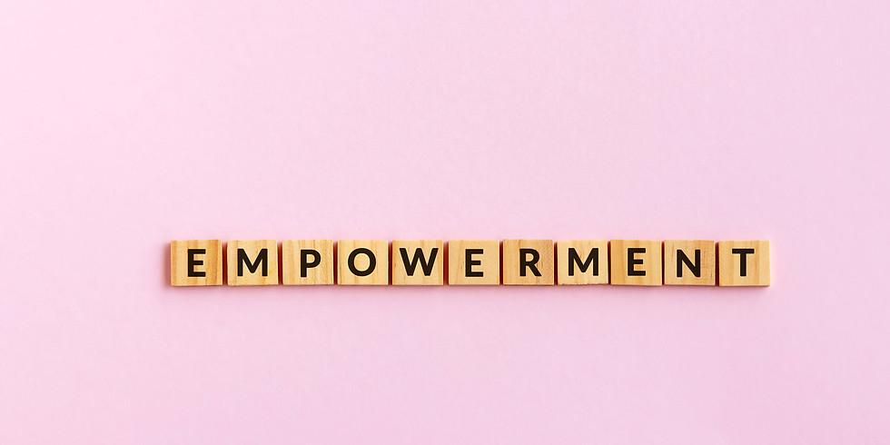 Empowerment – kommen Sie in ihre Energie
