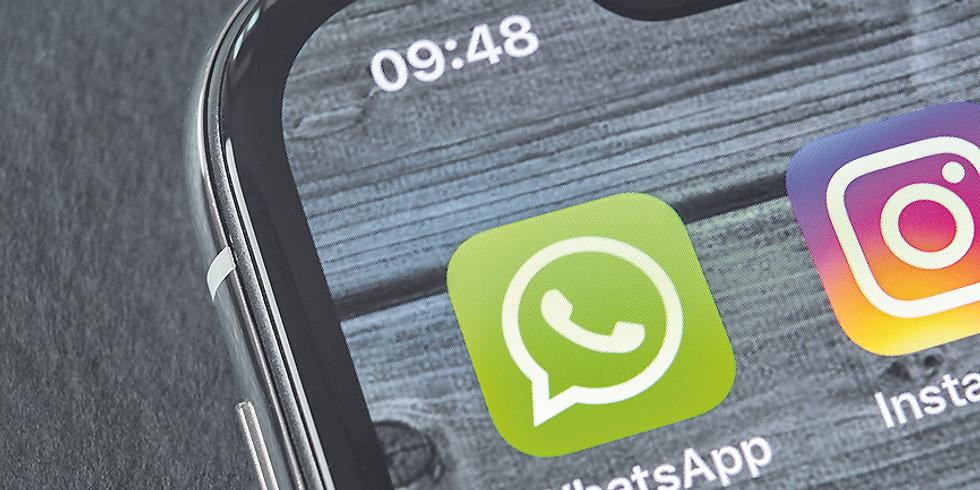 "Smartphone-Schulung ""WhatsApp"""
