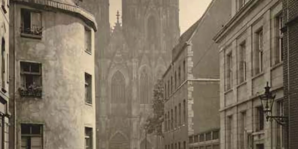 Köln am Rhein und an der Seine