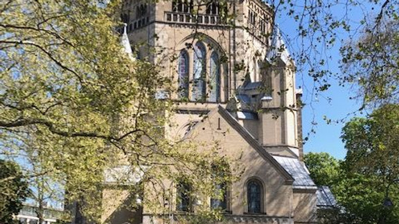 Romanik in Köln - Basilika St. Gereon