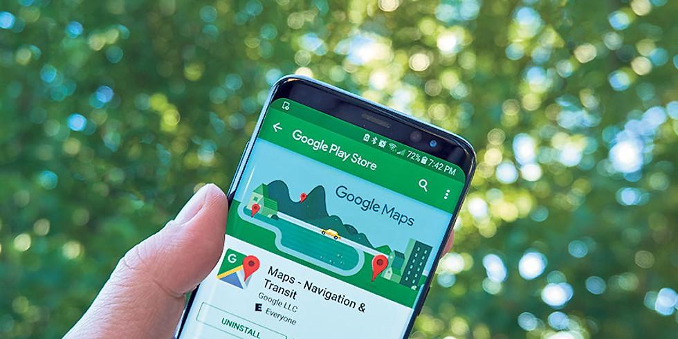 Smartphone-Schulungen für Fortgeschrittene