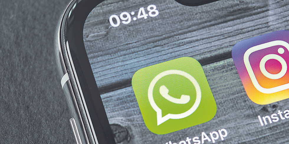 Smartphone Schulung: Whats App