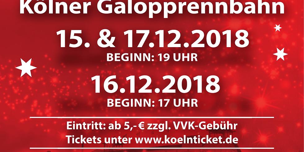 Loss mer Weihnachtsleeder singe - op jöck 15.12.2018